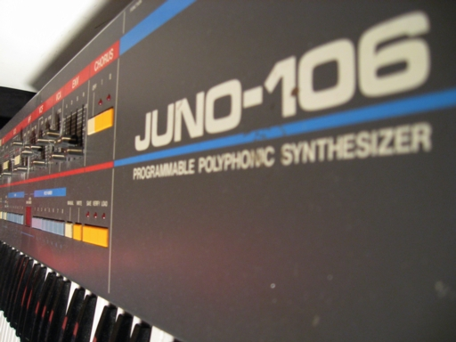 The Juno 106 Synthesizer